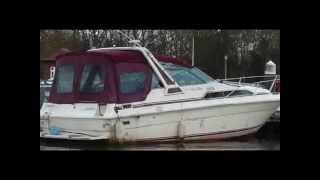 Sea Ray Boat Restoration