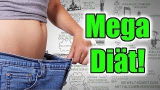 Mega DIÄT! 5kg weniger in nur 3 Tagen (SCHOCKIEREND EINFACH)