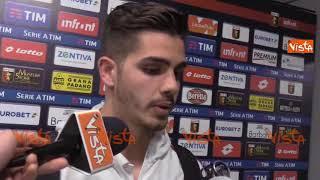 """Genoa-Milan, André Silva: """"Aspettavo da tanto questo gol"""""""
