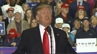 Trump threatens to shut down government in September Saturday night, President Trump threatened to shut down the federal government in September if Congress does not approve more funding to build a wall on the ...
