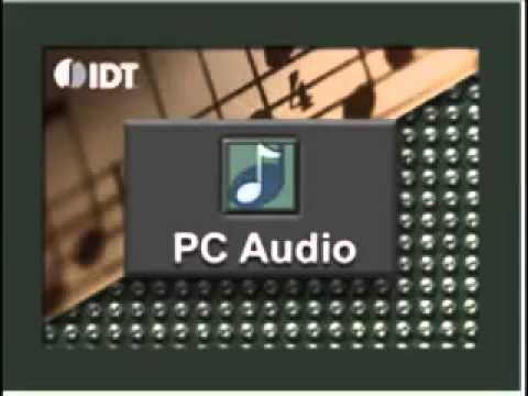 IDT High Definition Audio Codec mp4