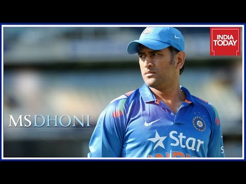 M.S. Dhoni Quits Captaincy Of Indian ODI & T20 Teams
