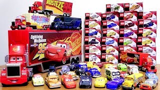 Download Video NEW Cars3 Working car Mac Gale Beaufort Minicar 2018 tomica for kids disney pixar MP3 3GP MP4