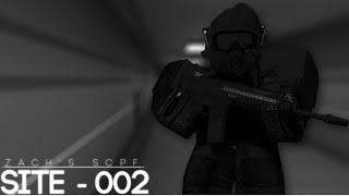 ROBLOX FOREIGN SCP GAME | SITE-002 [English]