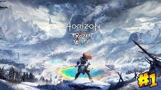 ENTIRE MAIN STORY QUEST! - HORIZON ZERO DAWN THE FROZEN WILDS DLC GAMEPLAY