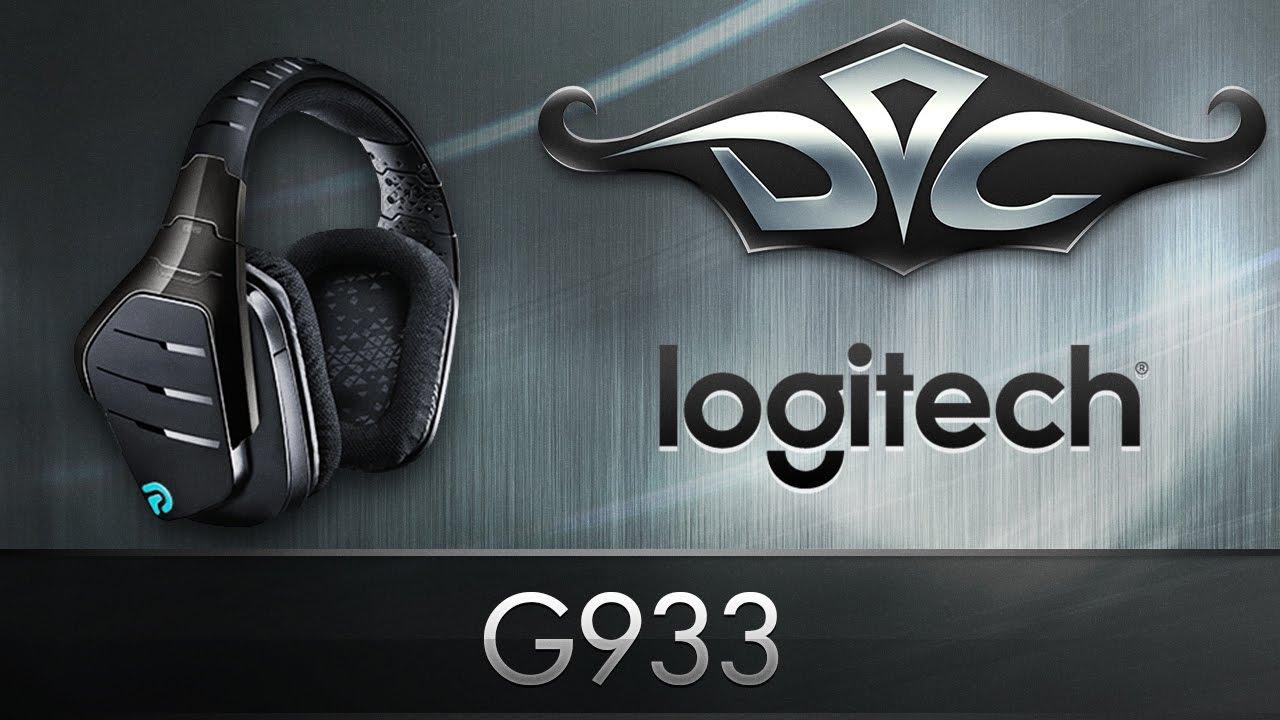Logitech G933 Artemis Spectrum. Кайф без проводов…