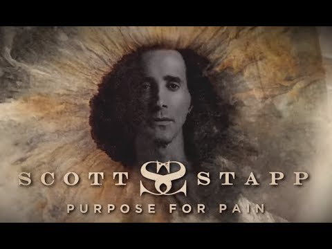 """Scott Stapp debuts new song """"Purpose For Pain"""" off new album The Space Between The Shadows!"""