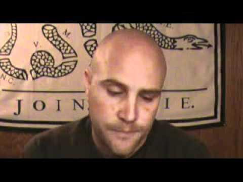 July4patriot Video Log 3 Part 3 (#1 top corrupt govt agent I've dealt with)