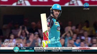 Brutal Baz Blasts Second-fastest BBL Fifty