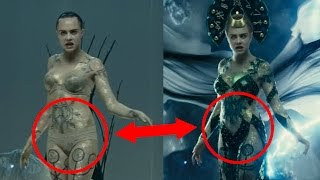 Was Cara Delevingne's Body Photoshopped In Suicide Squad? Here's The Proof