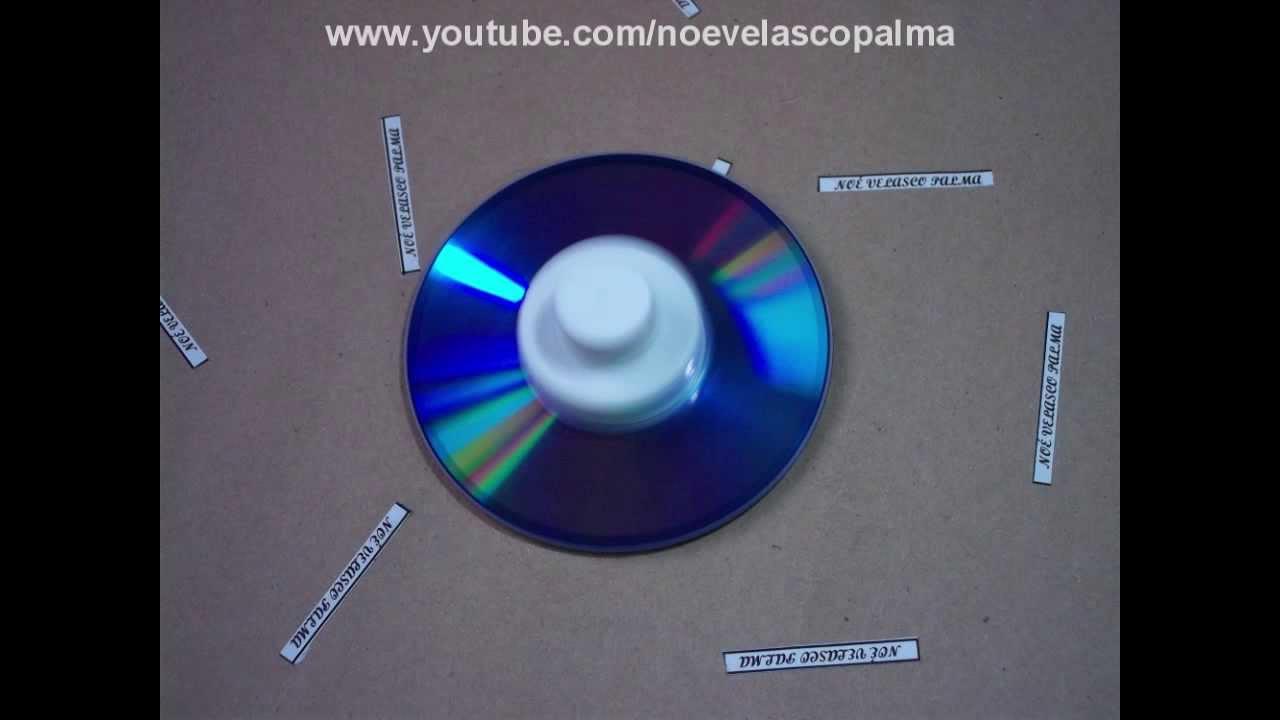 Trompo con material reciclado youtube for Como construir piletas de material