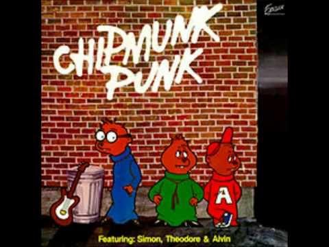Chipmunk Punk - Refugee