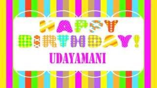 Udayamani   Wishes & Mensajes