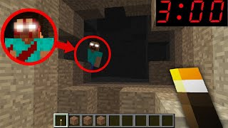 THE MOST of SCARIEST MINECRAFT VIDEO! Challenge in Minecraft Animation!