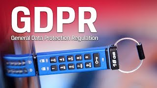 GDPR: What your company needs to know about USB drives