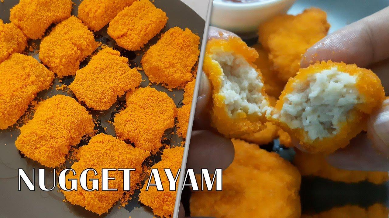 Nugget Ayam Homemade Youtube