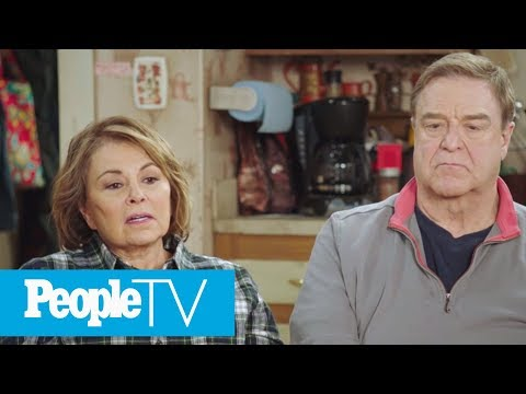Roseanne Barr On The Controversial Ending To 'Roseanne' | PeopleTV