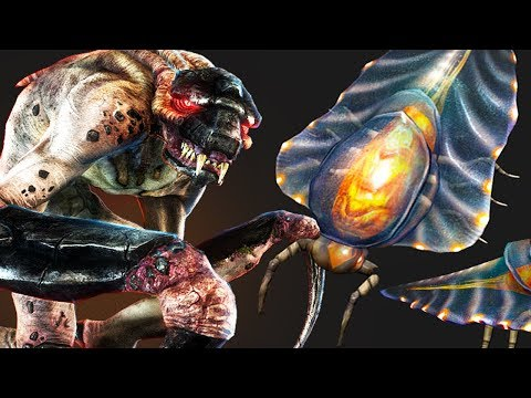 IT'S FINALLY BACK! PLAY AS ALIEN HORDE vs Marines! - Natural Selection 2 Gameplay