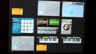 "Tabletop Demo: Sarah Nixey ""The Homecoming (Microfilm Tabletop Remix)"""