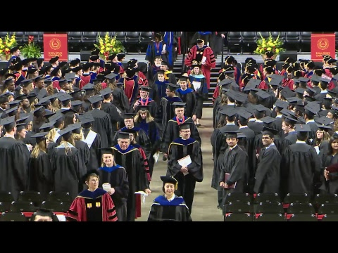 Iowa State University Spring 2017 Graduate Commencement