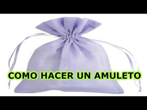ATRAE EL DINERO / Amuletos para atraer el dinero / COMO HACER UN AMULETO