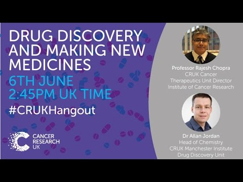 Drug Discovery & Making New Medicines