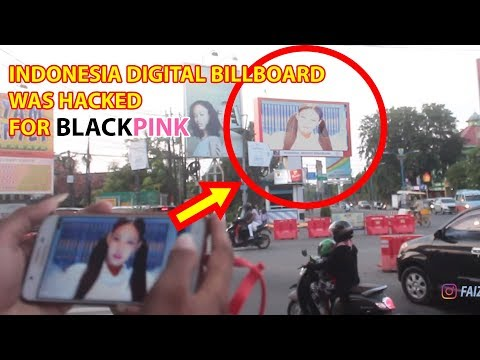HACKER INDONESIA NONTON BLACKPINK Kill This Love DI VIDEOTRON