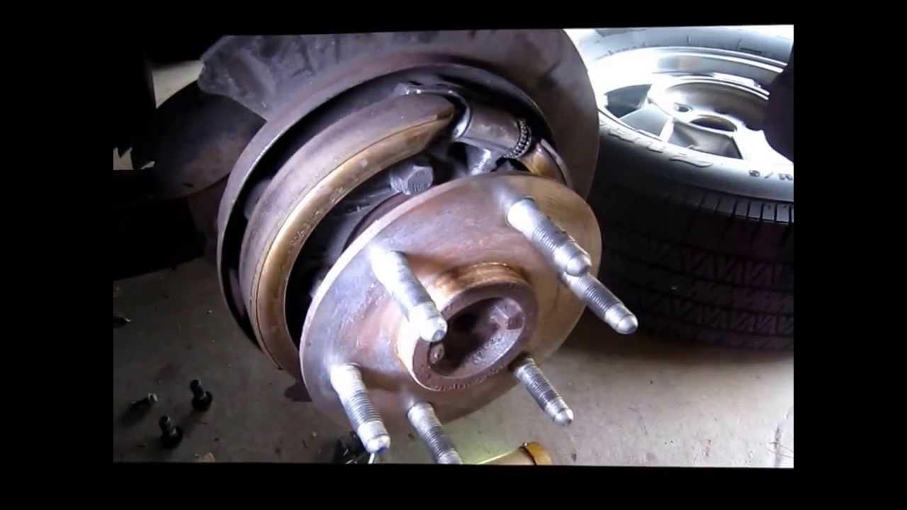 parking brake adjustment on 2002 chevrolet tahoe lt [ 1280 x 720 Pixel ]