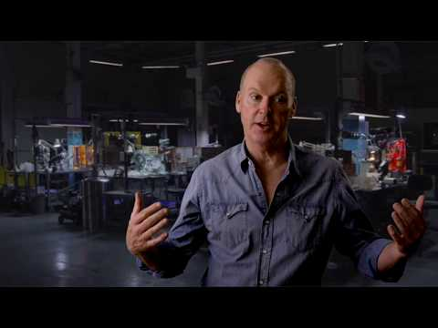 "Spider-Man Homecoming ""The Vulture"" On Set Interview - Michael Keaton"