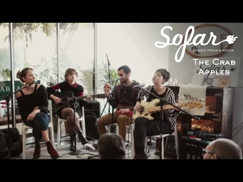 The Crab Apples - Open your mind | Sofar Madrid