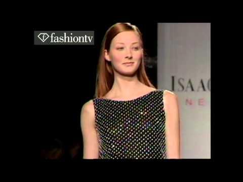 FLASHBACK: Isaac Mizrahi Fall/Winter 1998-99 RTW Runway Show   New York Fashion Week   FashionTV