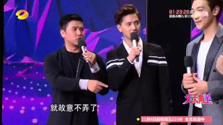 《天天向上》看点:Rain重现经典舞步 Day Day UP 10/23 Recap: Rain's Classic Dancing【湖南卫视官方版】
