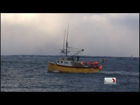 Global National - Search For Fishermen Off Nova Scotia
