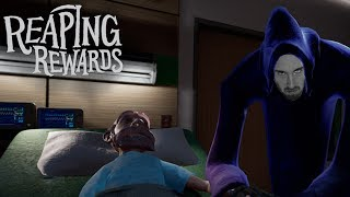 BECOME THE GRIM REAPER IN VR! | Reaping Rewards - HTC Vive Gameplay