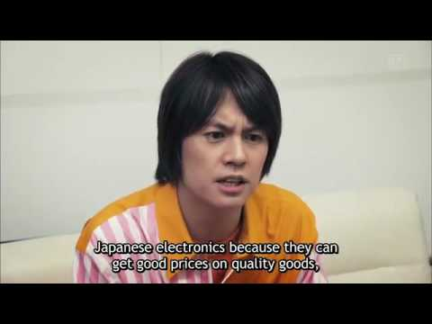 Japanese Comedy Drama | Mr Nietzsche in the Convenience Store eps 10 (eng sub)
