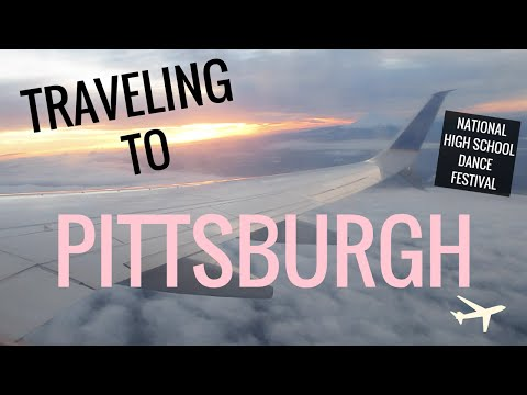 TRAVELING TO PITTSBURGH | 3.2.16