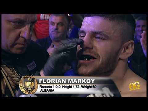 MCP6  Florian Marku vs Stefan Suskavcevic  ΜΜΑ GREECE