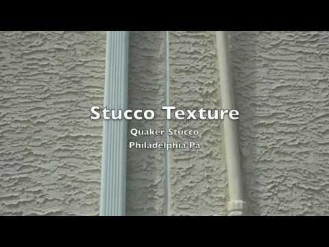 Quaker Stucco Texture