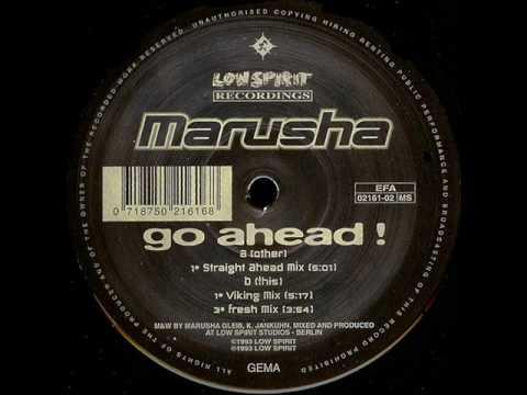 Marusha - Go ahead
