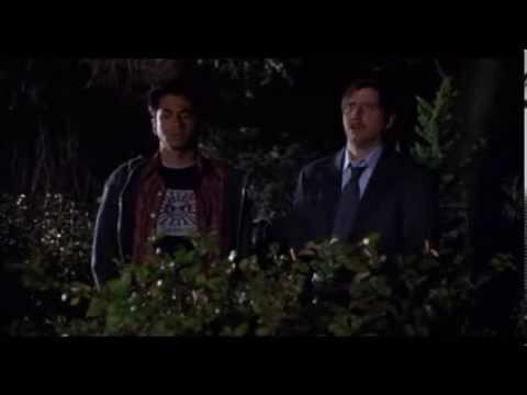 Harold et Kumar chassent le Burger - Scène du Buisson