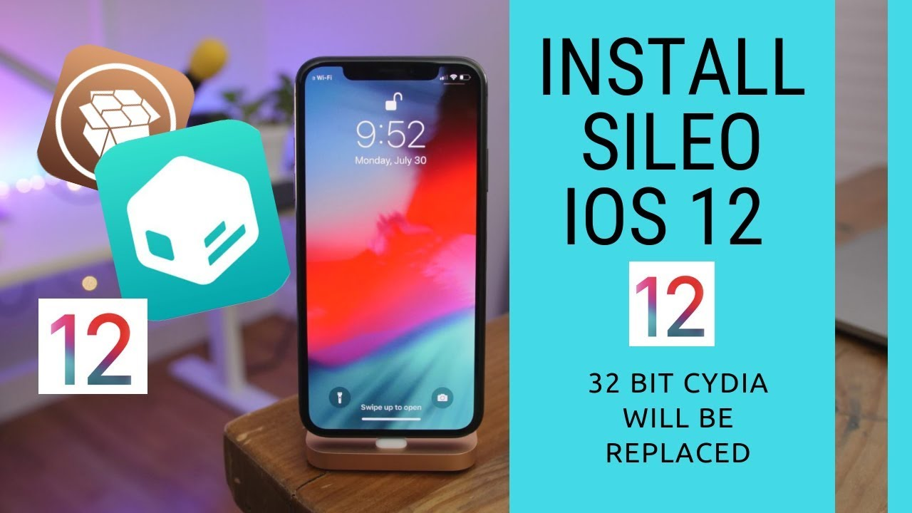 Install Sileo on iOS 12 (Cydia Alternative)
