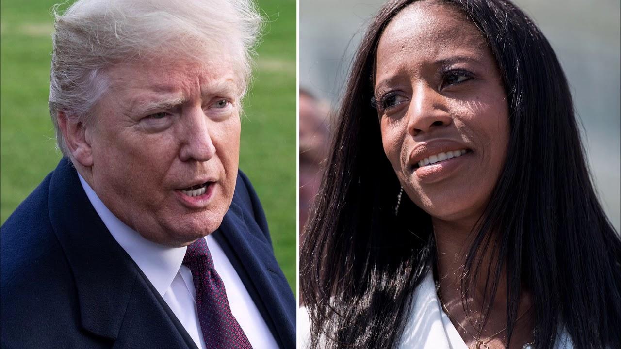 GOP Rep Mia Love Tips Trump In Concession Speech