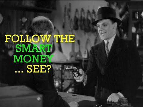 """Can You Get Rich by Following the """"Smart Money""""? / Follow institutional order flow Dark pool trading"""