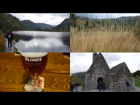 KILKENNY, WICKLOW & GLENDALOUGH || Travel video