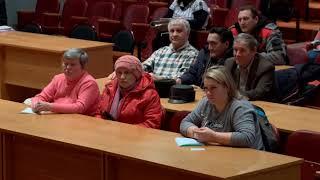Обучающий семинар для дачников