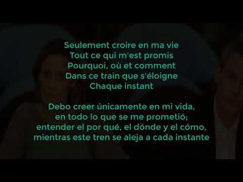 Louane -  Je Vole (Lyrics) Français- Español