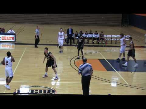 ARMY WEST POINT PREP SCHOOL VS ORANGE COUNTY COMMUNITY COLLEGE BASKETBALL