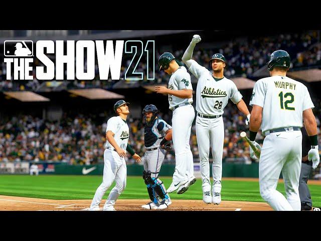 MLB The Show 21 (видео)