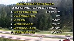 UCI Rad WM 1987 Villach: 100 km Mannschaftszeitfahren