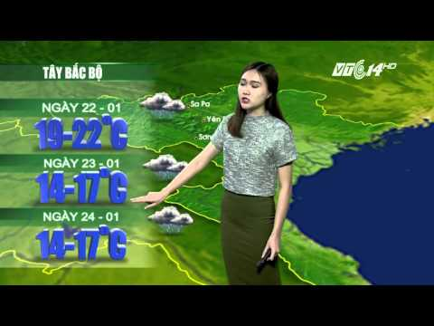 Dự báo thời tiết ngày 22-1: Không khí lạnh mạnh ảnh hưởng toàn miền Bắc